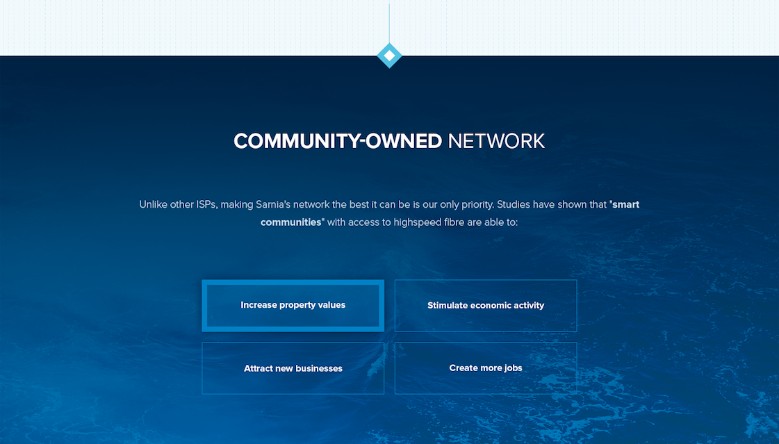 Bluewater Regional Networks: WordPress Customization