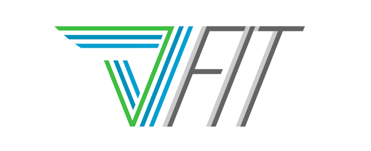 Logo Design: Vector Fitness // VFit